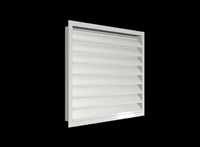 Knock Down Weather Louvres
