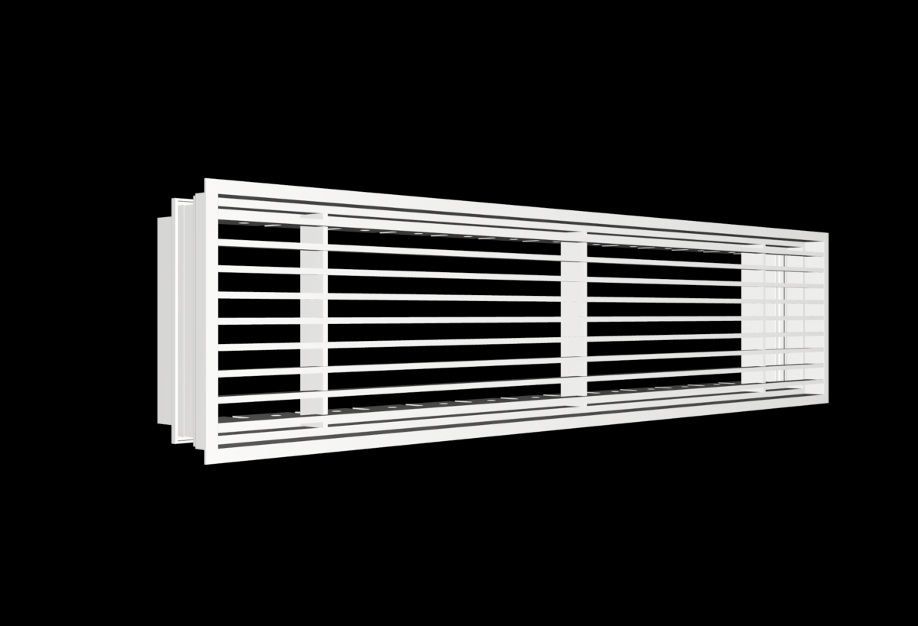 Flangeless Fine Line Bar Diffusers Holyoake Air
