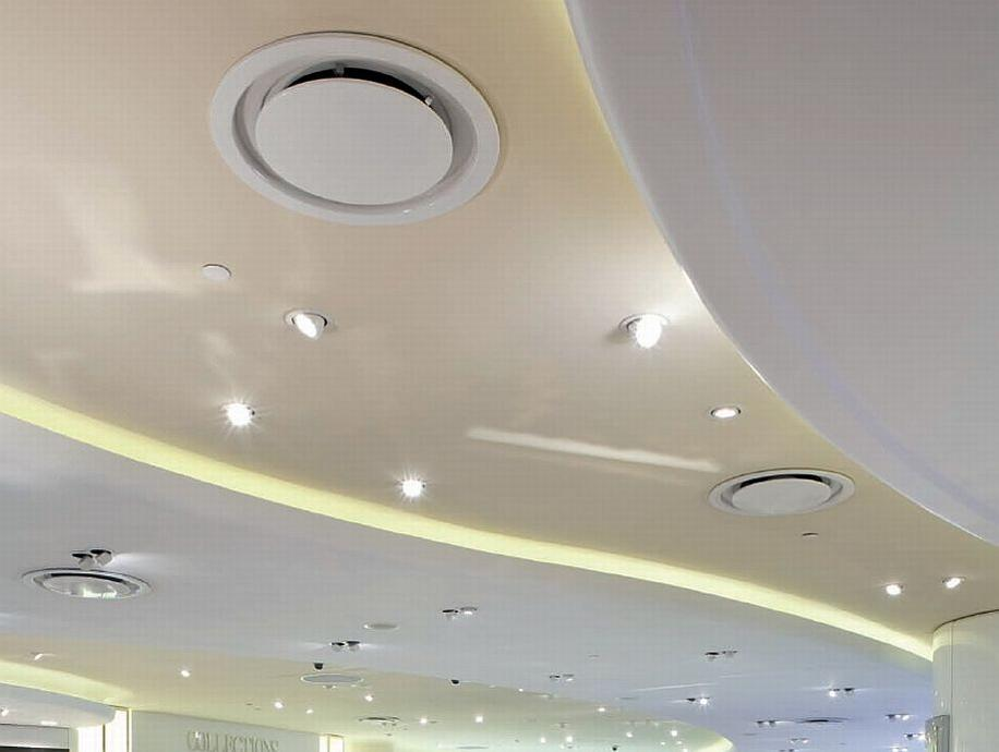 Circular Plaque Diffuser Holyoake Air Management Solutions
