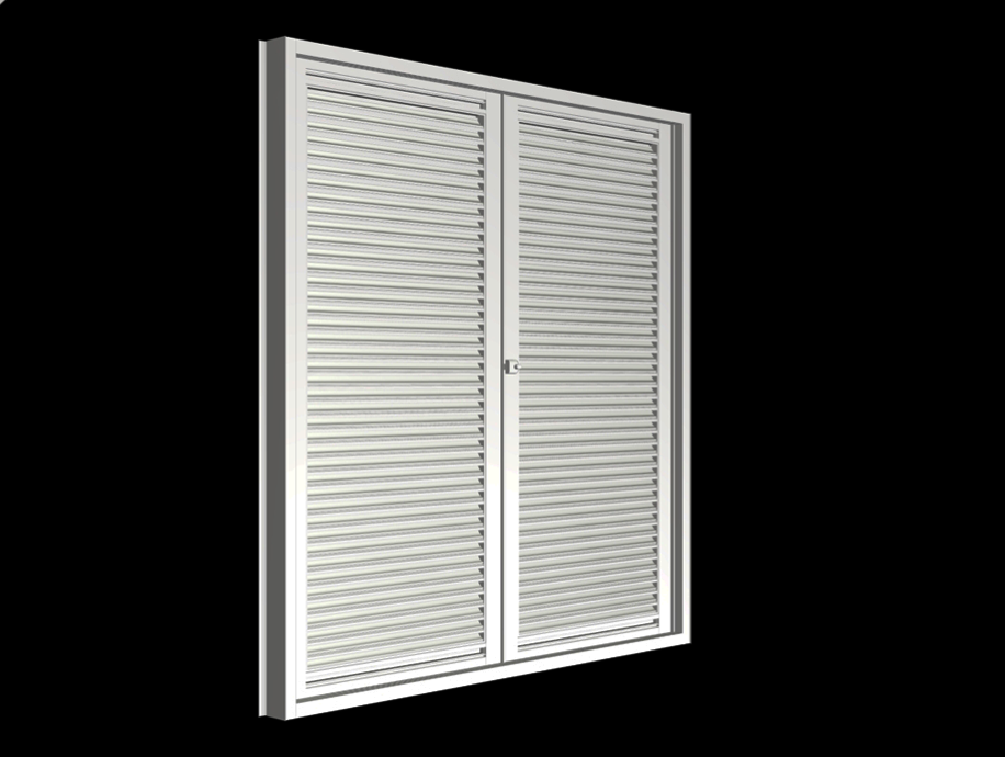 Choose Product Model & Louvred Doors - Holyoake Air Management Solutions