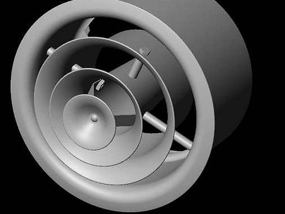 Conical Cone Jet Diffusers Holyoake Air Management Solutions