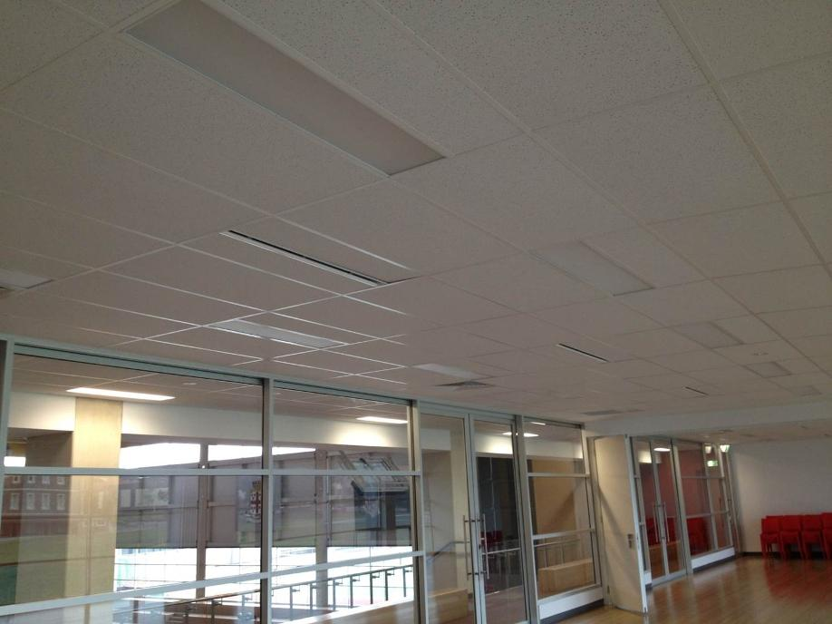 Ceiling Jet Slot Diffuser Holyoake Air Management Solutions