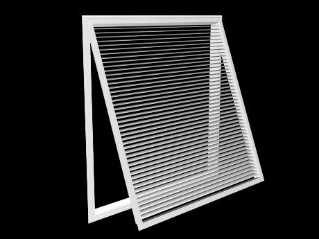 Eggrate Return Air Grille Hinged With Filter Holyoake